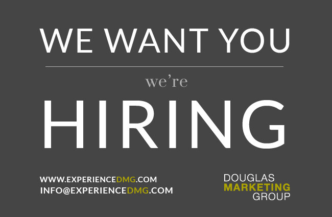 DMG is Hiring