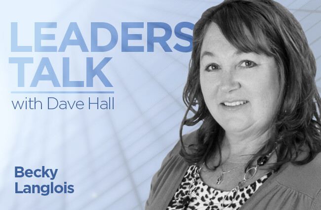 Leaders talk with dave hall becky langlois for Motor city community credit union