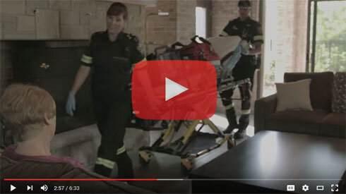 EMS Video Screenshot
