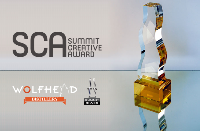 Summit Creative Awards - Wolfhead