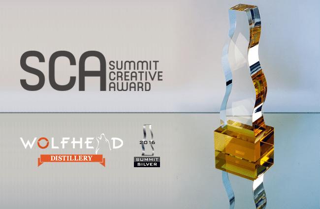 Summit Creative Awards - Wolfhead