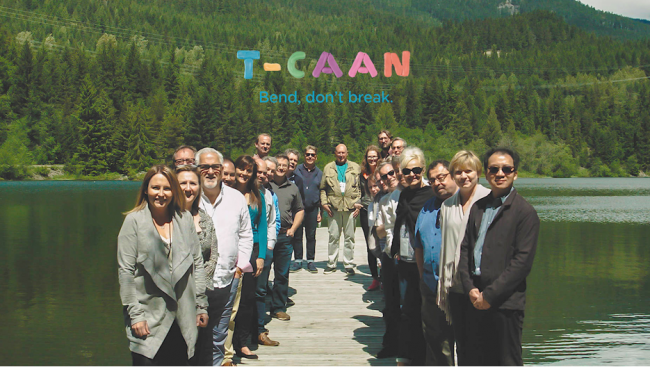 TCAAN in Whistler
